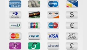 Payment Option Icons