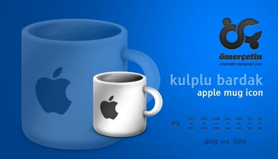 Apple Mug Icons
