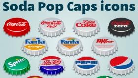 Soda Pop Caps