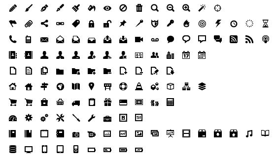 UI Design Icons