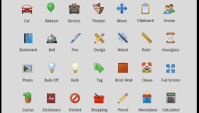 Toolbar Icon Set 2