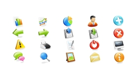 Web Apps Icon Set