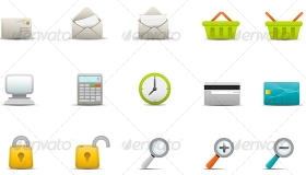 Cool Matte Icons