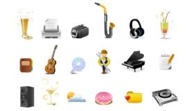 Stock Icons