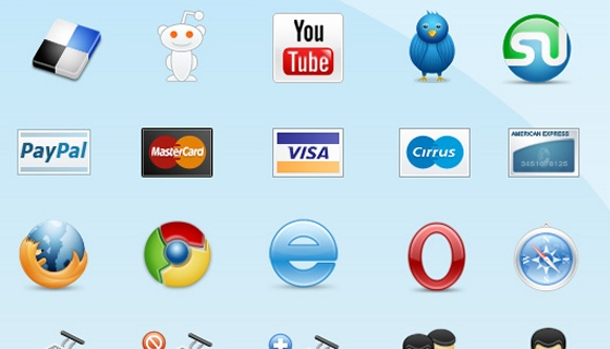Weby Icon Set