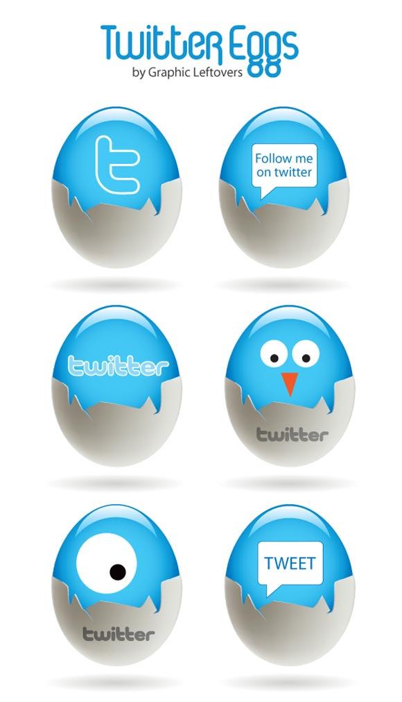Twitter Eggs