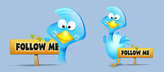 Free Twitter Bird