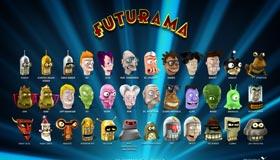 Futurama by PixelPirate