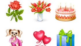 Free Gift Icons