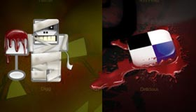 Halloween Social Media Icons by Abbas