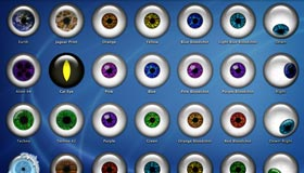 iEye Icons XP version by Digitalecho