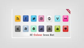 IC Colour Icon Set
