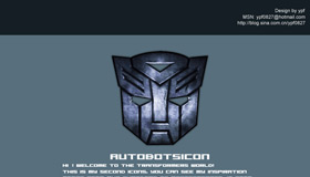 Icon for Transformers by Ypf