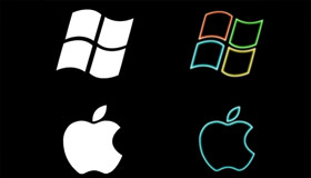 Simple OS Icon Set by Mikethedj4