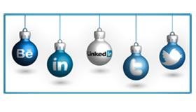 Free Christmas Social Media Icons