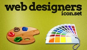 Web Designers Icons
