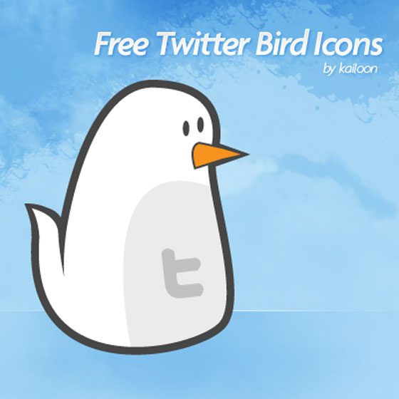 Twitter Birdy Icons