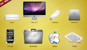 Apple Office Icons