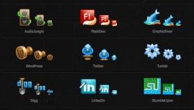 TurboMilk Icons
