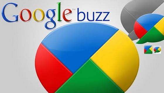 Google Buzz Social Icons