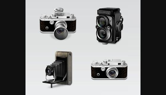 Classic Cameras Mac Version