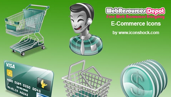E-Commerce Icons Collection