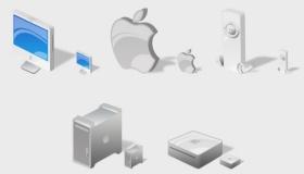 Mac Web Icons