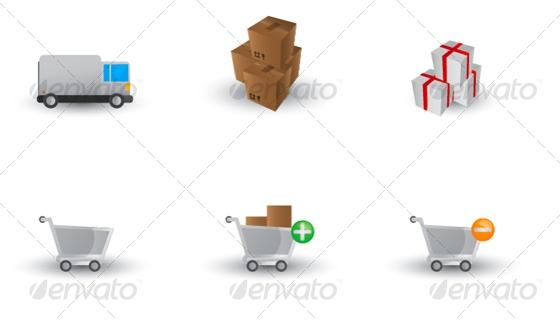 Shop Icons (Premium)