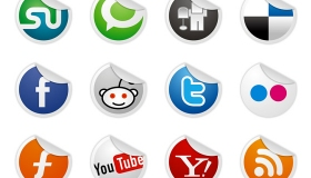 Socialize Icons