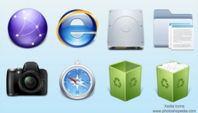 Xedia Icons Pack