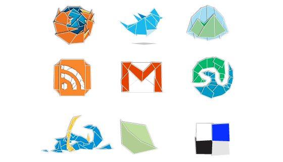 Web 2.0rigami