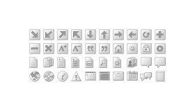 Greyscale Icons