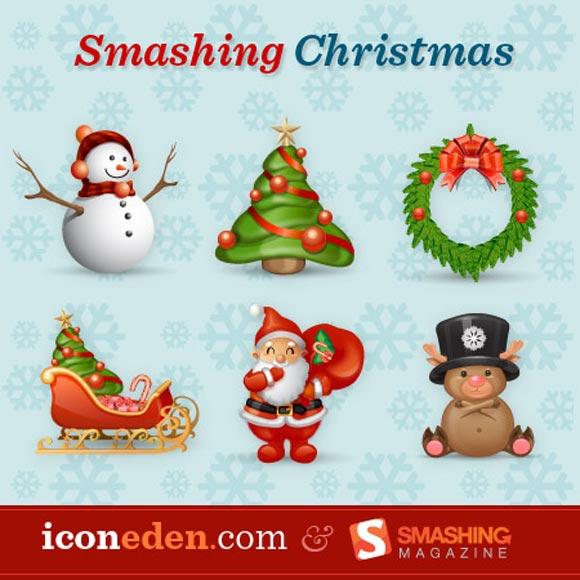 Smashing Christmas