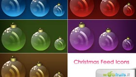 Christmas Feed Icons by Webfruits