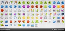 Developpers Icons by Sekkyumu