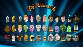Futurama by PixelPirate