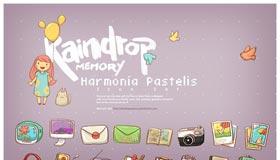 Harmonia Pastelis by Raindropmemory