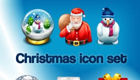 Christmas Icons by Iconshock