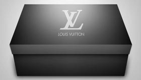 Louis Vuitton Shoebox by RB-Creations