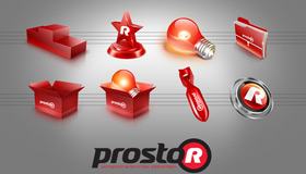 Prostor Icons by TIT0