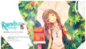 Summer, Love + Cicadas