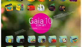 Gaia10 by Raindropmemory