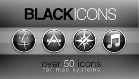 The New Black Icon set