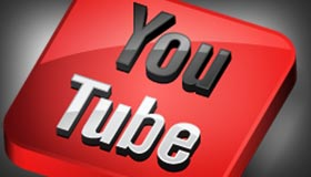 Youtube Social Icon by Murtazaimran